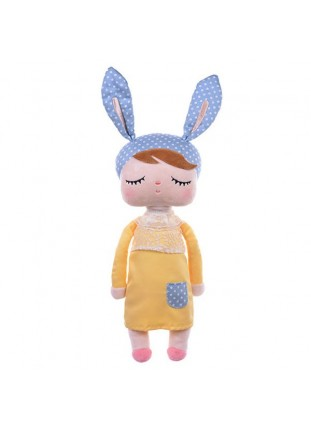 Metoo Angela Rabbit - Yellow Coat