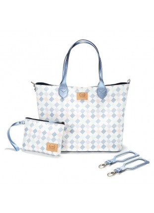 La Millou Family Chessboard - Feeria Bag with Pouch