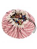 Diamond / Pink - Toy Storage Bag