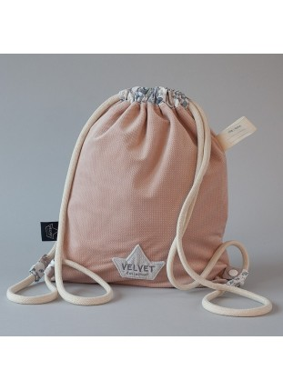 Powder Pink / LaMillou Family - Backpack