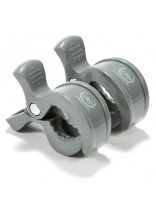 Multifuncional Clips - Grey