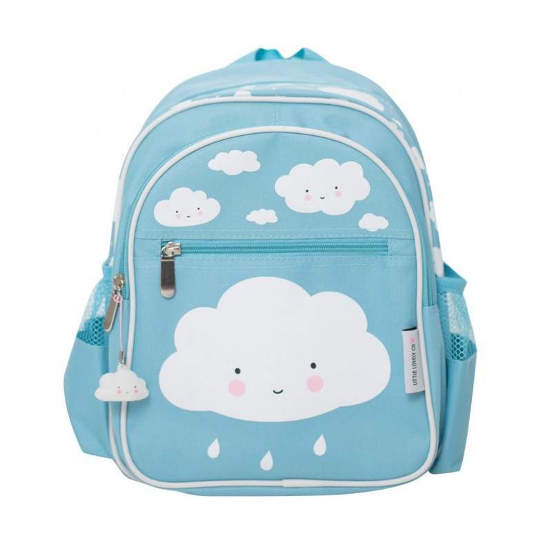 Backpack - Cloud / Blue
