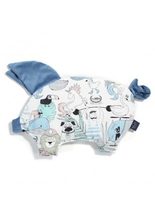 Sleepy Pig Velvet - La Millou Family Vol 2 / Denim