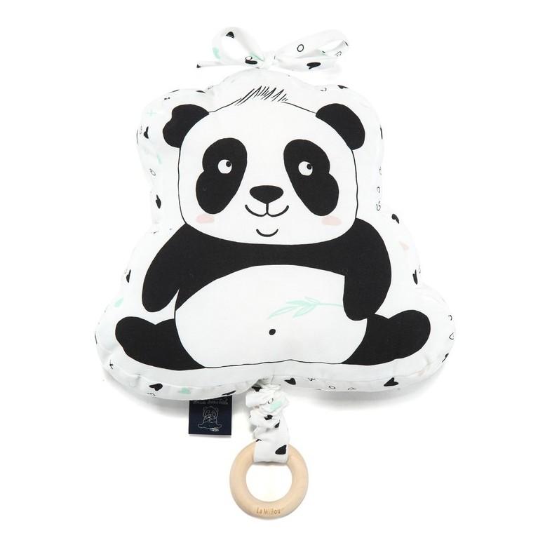 Musical Mobile - I Love Panda