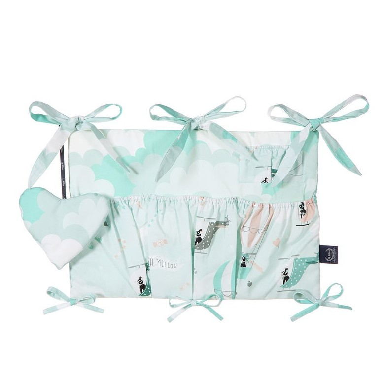 Bed Organizer - Miss Cloudy