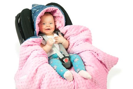 Car Seat Blanket