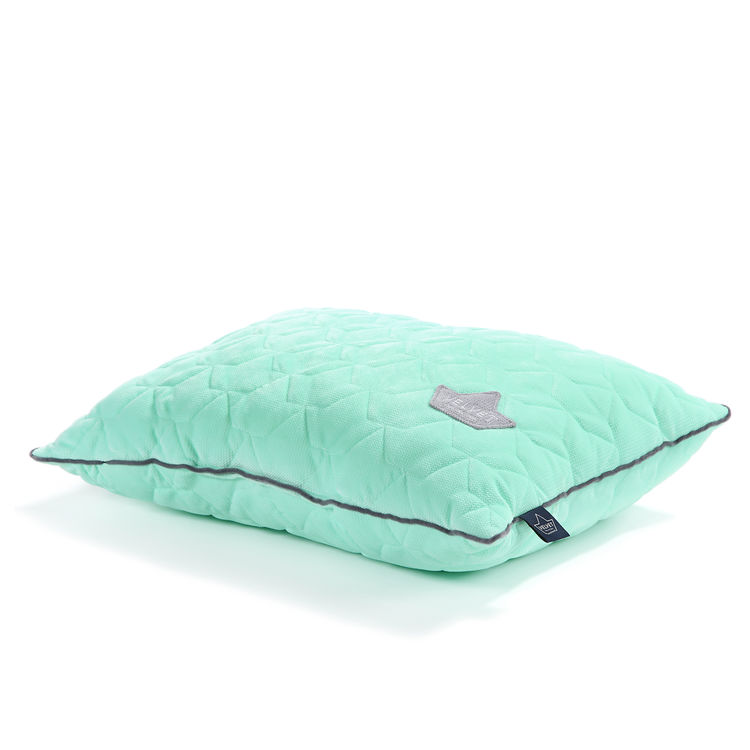 Velvet Bed Pillow