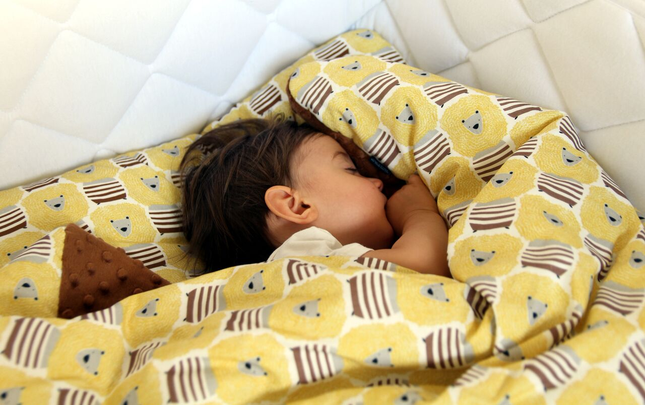 Baby Duvet & Pillow