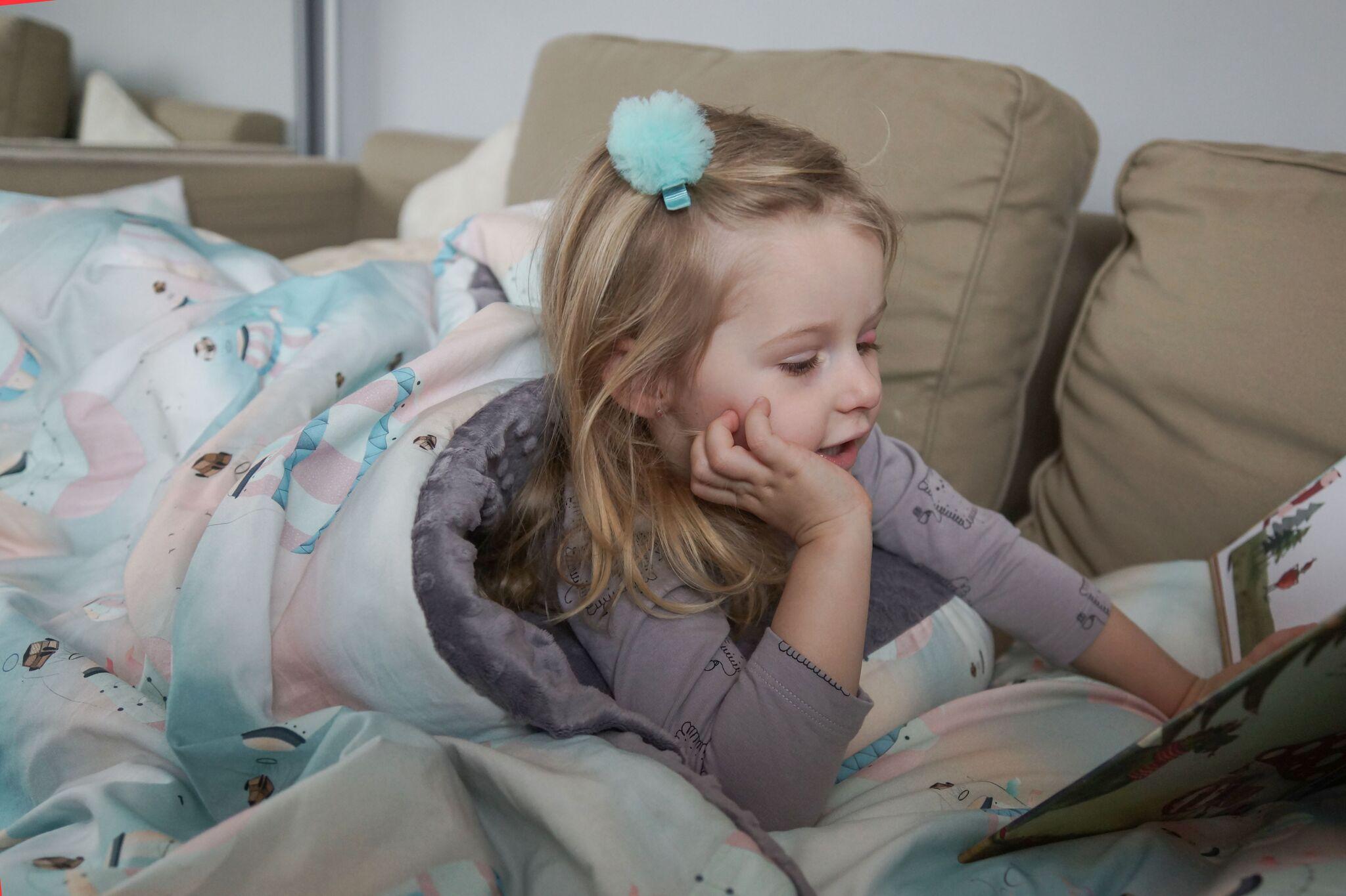 Preschooler Blanket