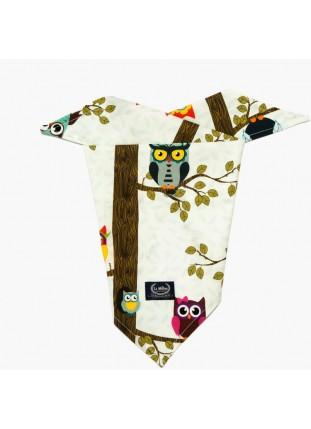 Owl Radio - Headscarf