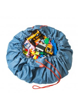 Jeans - Toy Storage Bag