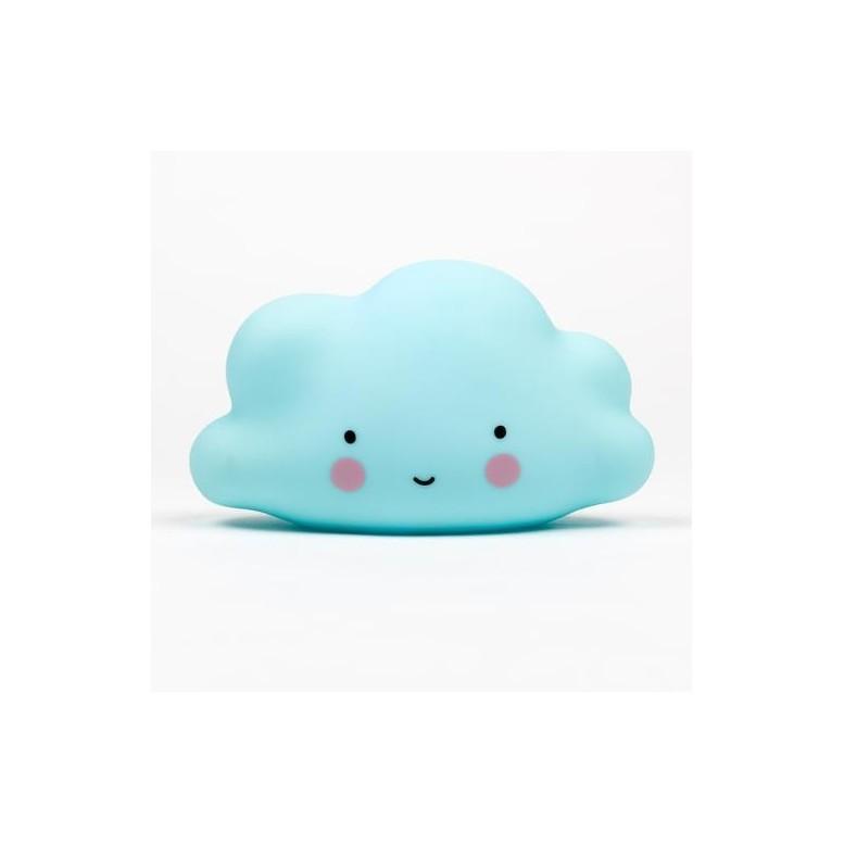 Mini Cloud Light - Blue