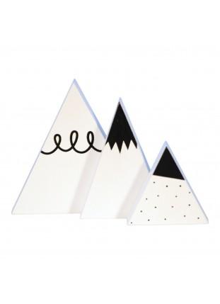 Blocks: White Mountains