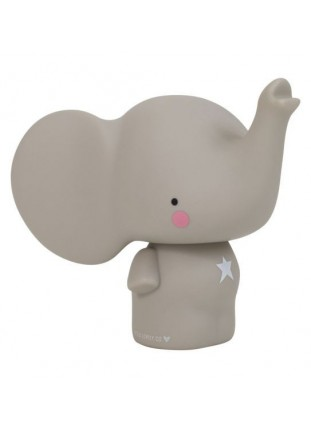 Money Box - Grey Elephant