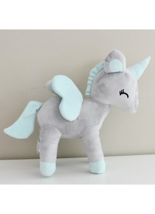 "Unicorn ""M"" - Grey"