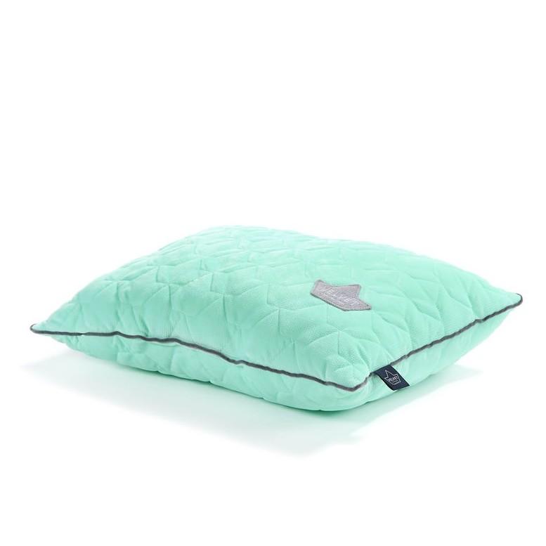 Bed Pillow Velvet - Mint