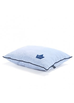 Bed Pillow Velvet - Powder Blue