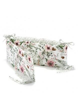 Bed Bumper - Wild Blossom