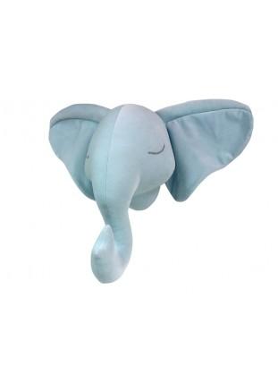 Elephant Velvet - Mint