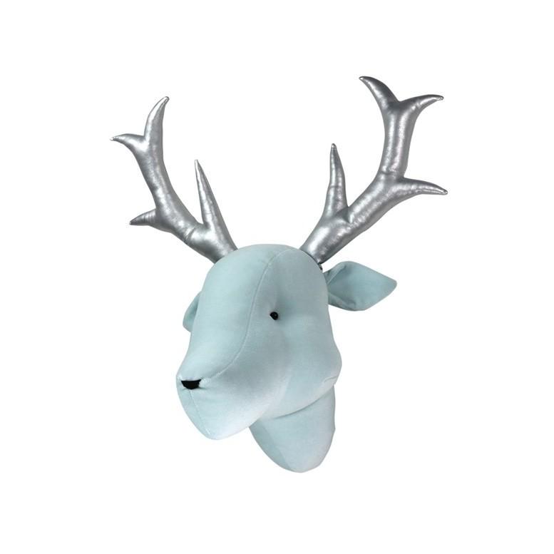 Reindeer Velvet - Mint