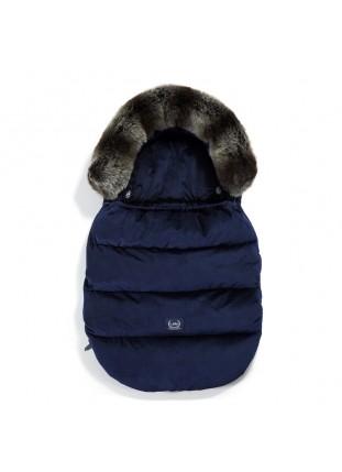 Stroller Bag Aspen Velvet - Royal Navy