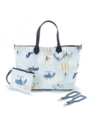 "Feeria Bag ""M"" & Clutch - Captain Adventure"
