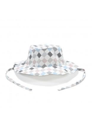 Follow Me / Chessboard - Safari Hat