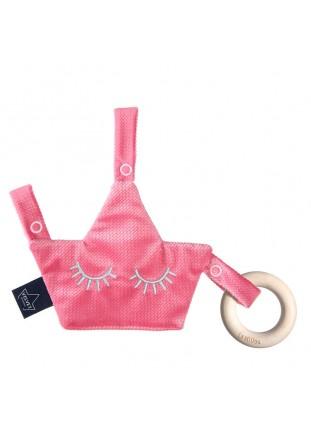 Pacifier Combo - Florida Pink