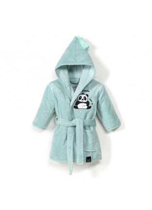 Bathrobe Bamboo Soft - Mint...