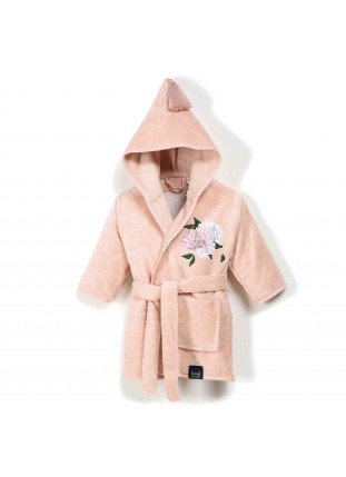 Bathrobe Bamboo Soft -...
