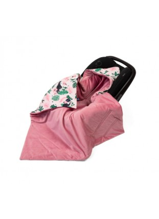 Car Seat Blanket - Toucans...
