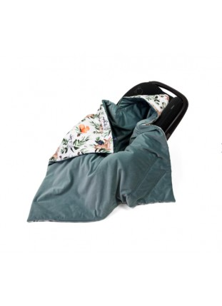 Car Seat Blanket - Forest /...