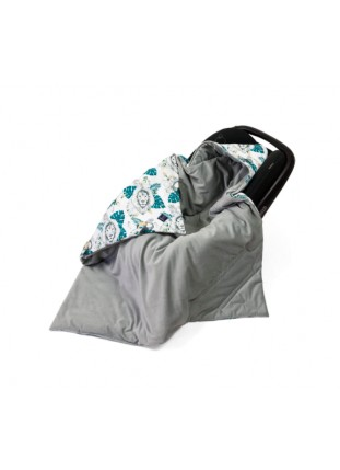 Car Seat Blanket - Jungle /...