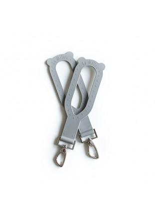 Hangers - Grey / Silver