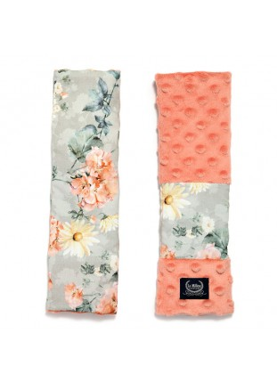 Seat Belt Covers - Blooming...