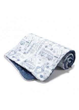 """Blanket """"L"""" Velvet - Route..."""