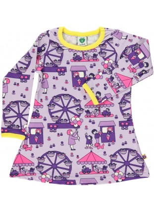 Smafolk baby dress with carnival