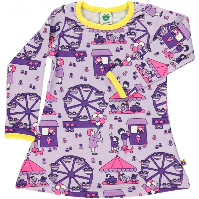 Baby dress with carnival