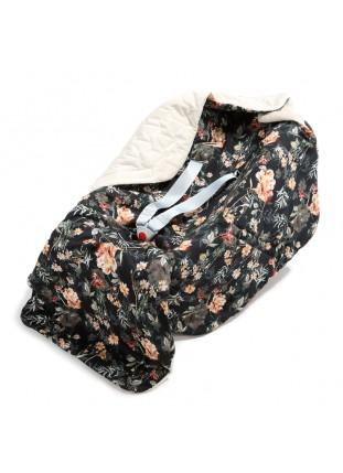 Car Seat Blanket Organic...