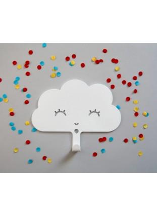 Cloud Hanger - White