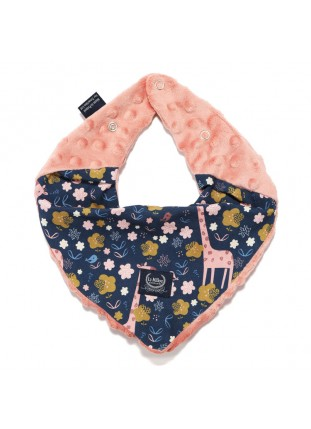 Bandana Bib - French Rose...