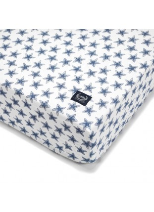 Bed Sheet - Route 66 Star