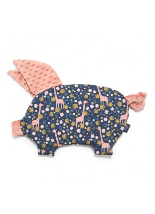 Sleepy Pig - French Rose...