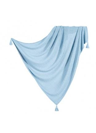 Bamboo Tender Blanket - Ice