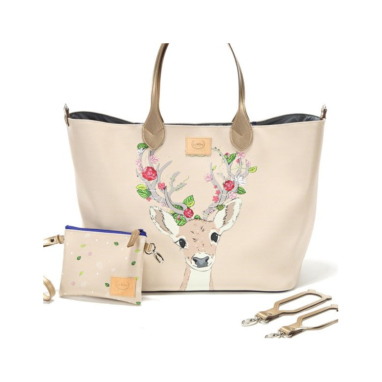 Oh My Deer Light - Feeria Bag with Pouch